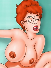 Young+Old cartoon sex